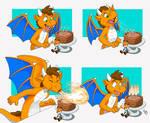 Dragon Bday