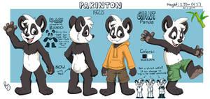 Paco Panda Ref Sheet