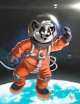 Intergalactic Panda