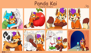 Kai Telegram Stickers