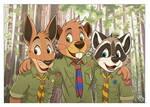 Boy Scout Buddies