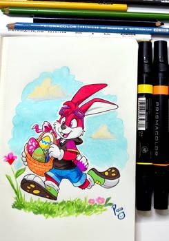 Rosebuster Bunny