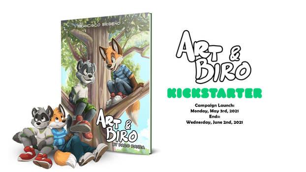 Art and Biro on Kickstarter