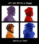 Epic Rap Battle of History: Artists vs TMNT