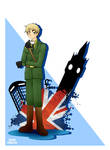 England British Gentleman (Hetalia) by aileenarip