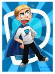 SuperBrofist! by aileenarip