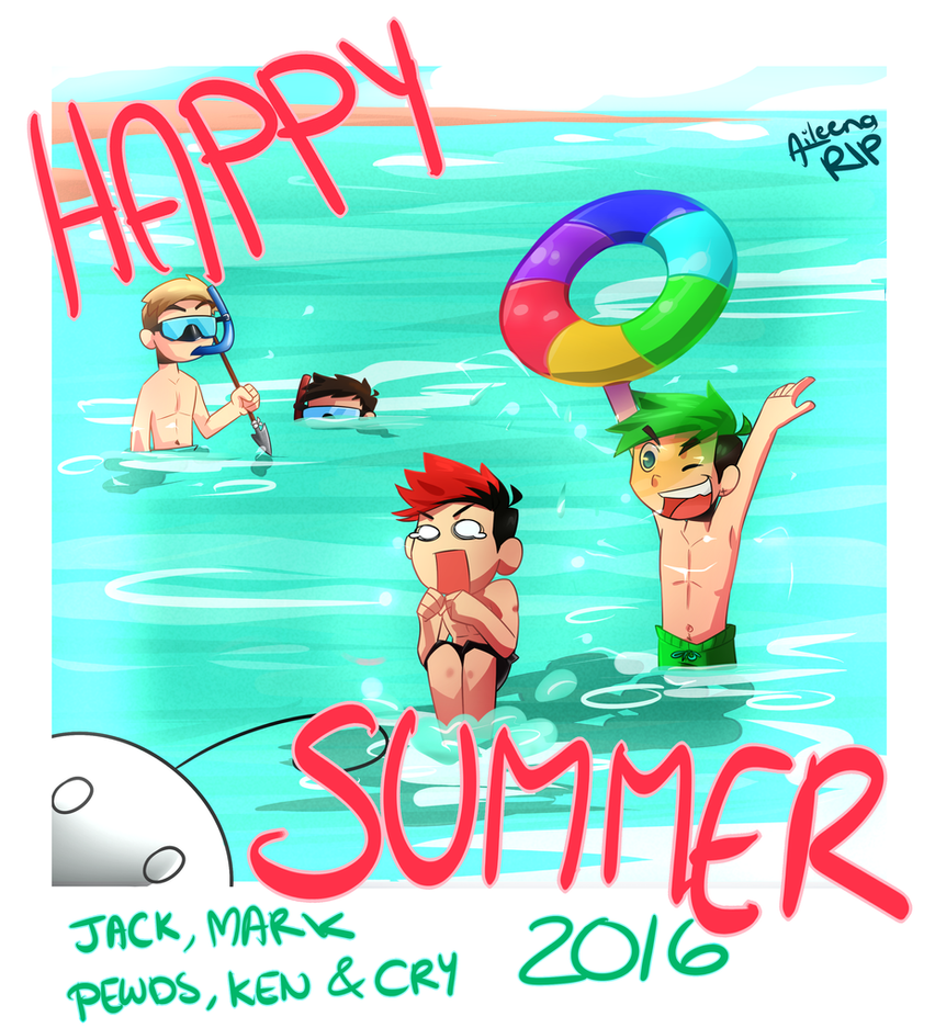 Summer! by xOtakuStarx