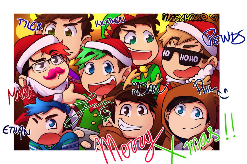 Happy Holidays you! :D by xOtakuStarx