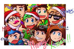 Happy Holidays you! :D