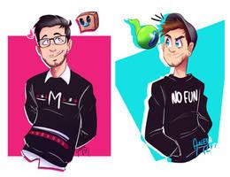 youtube boys by aileenarip