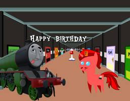 Happy BDay Jasper Pie by jaedenwalton