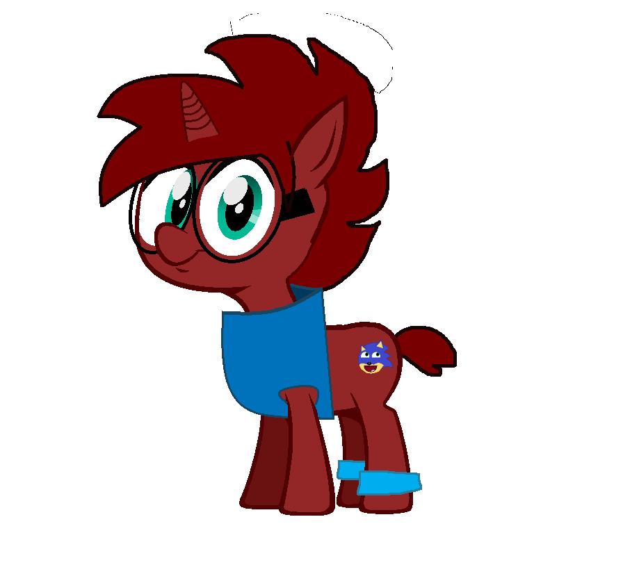 Jaeden the Pony Max G Style by jaedenwalton