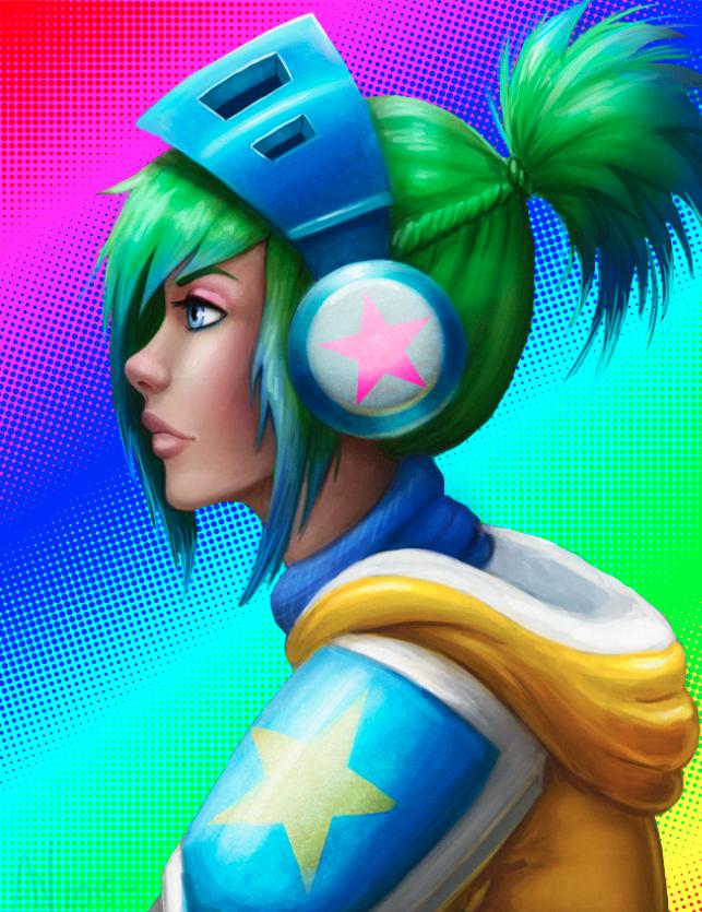 Arcade Riven by iMMuhUnic0rn