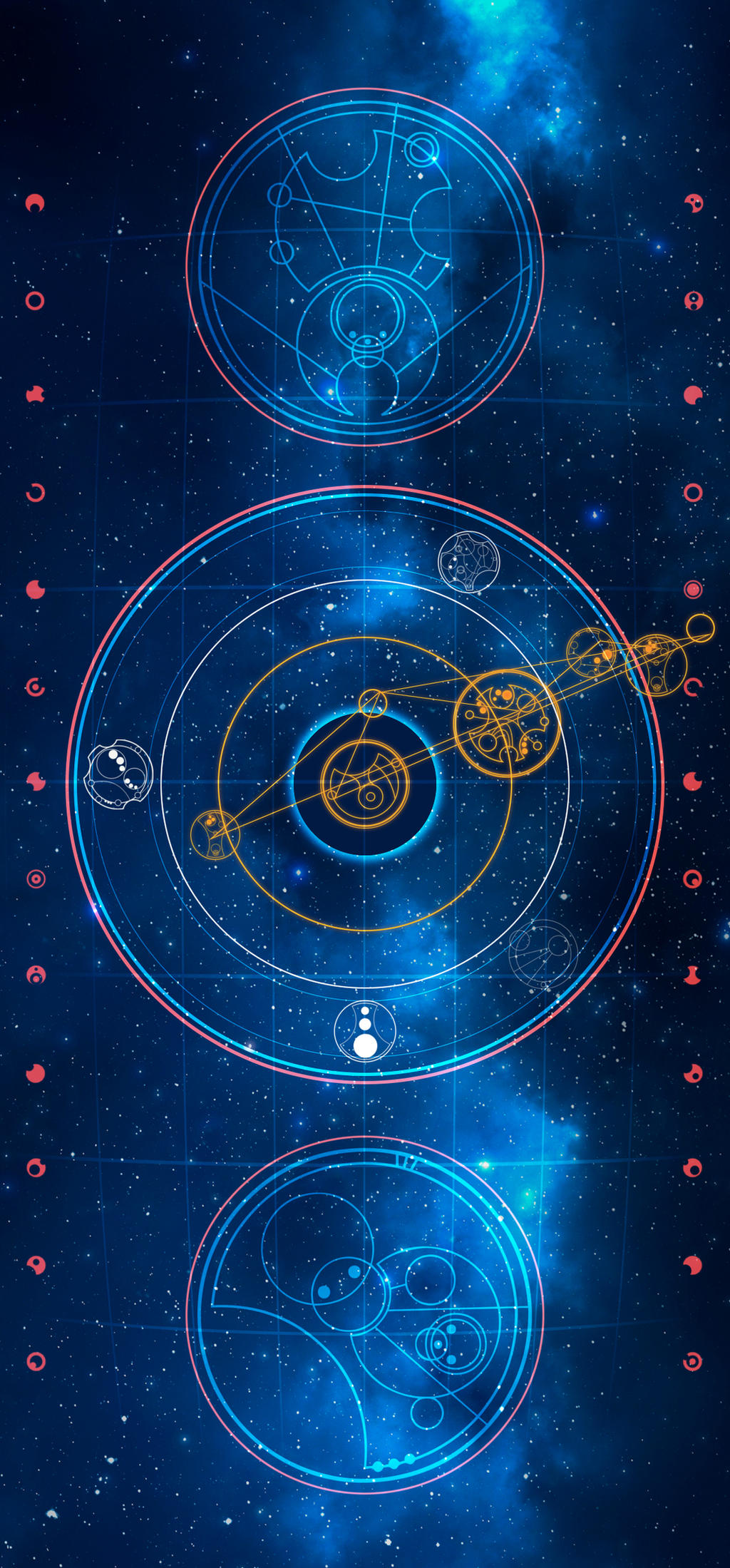 Tardis Console Display Iphone X Wallpaper By Ccommagic On Deviantart