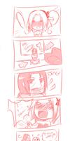 Itasaku Comic Strip : Part 2 Sakura's Day