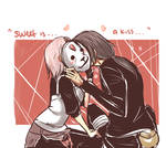 Sweet is a Kiss : Itasaku