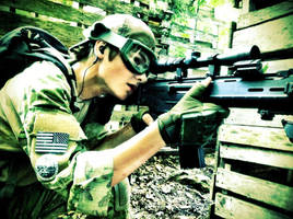 Scout Sniper by T33zac
