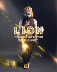 Lionman by slayyou2