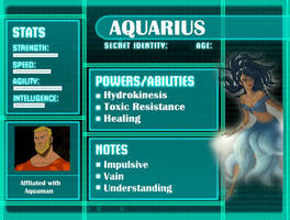 Aquarius (YJ:I OC) by ShamanxPhantom309