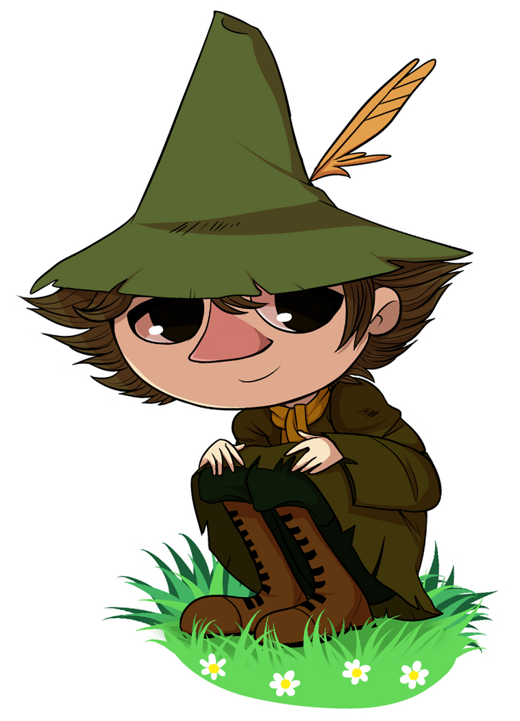Snufkin By Hulahooplal On Deviantart