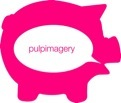 Pink Pig by pulpimagery