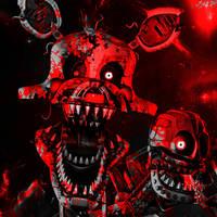 Nightmare Mangle Poster