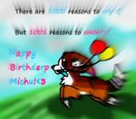 .:Happy Birthderp Michu!:.