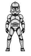 Phase II clone trooper armour