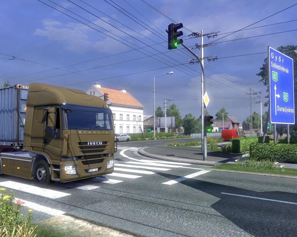 ETS2 Hungarian Map Screenshot #3 by norbert79
