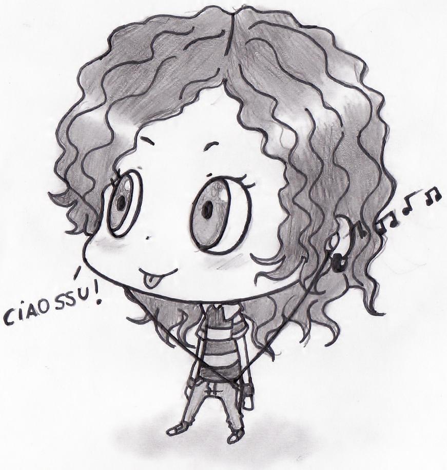 ...Ciaossu... by LobinhahChalegre