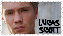OTH Stamp - Lucas Scott by lilith-lips