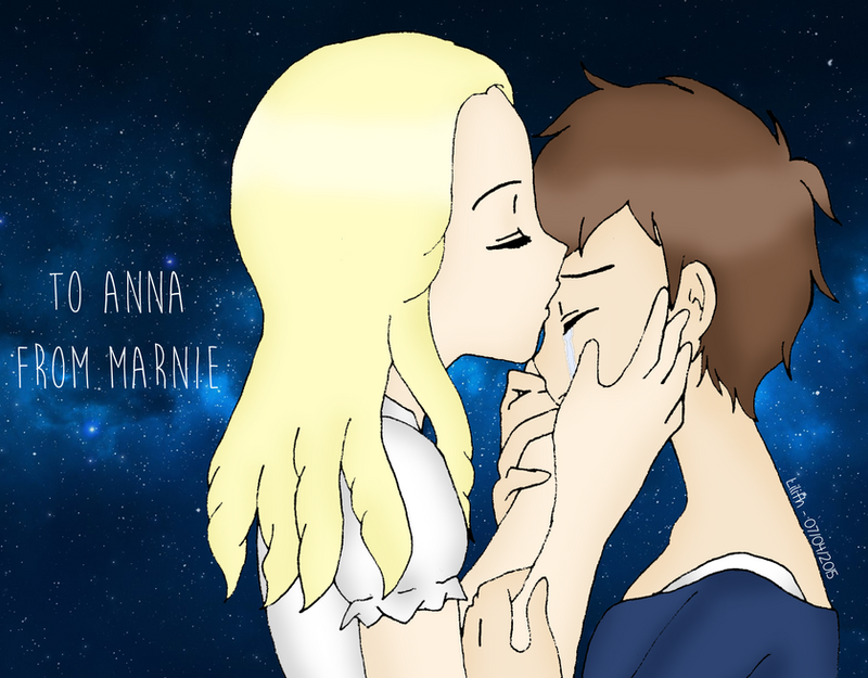 To Anna From Marnie by lilith-lips