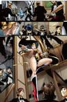 Coloring - Wonder Woman 1