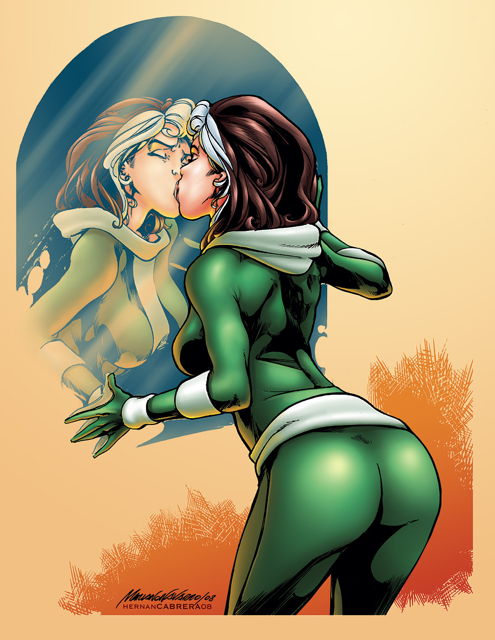 Rogue by PortalComic
