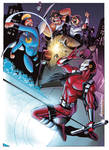 SuperHijitus y Caballero Rojo