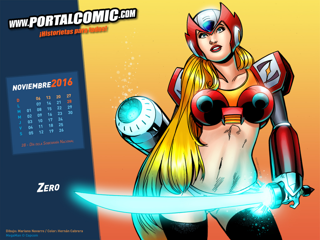 Zero by PortalComic