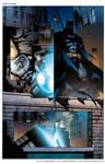 Batman - Color Sample (2017)