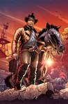 Red Dead Redemption 2 - Color Sample