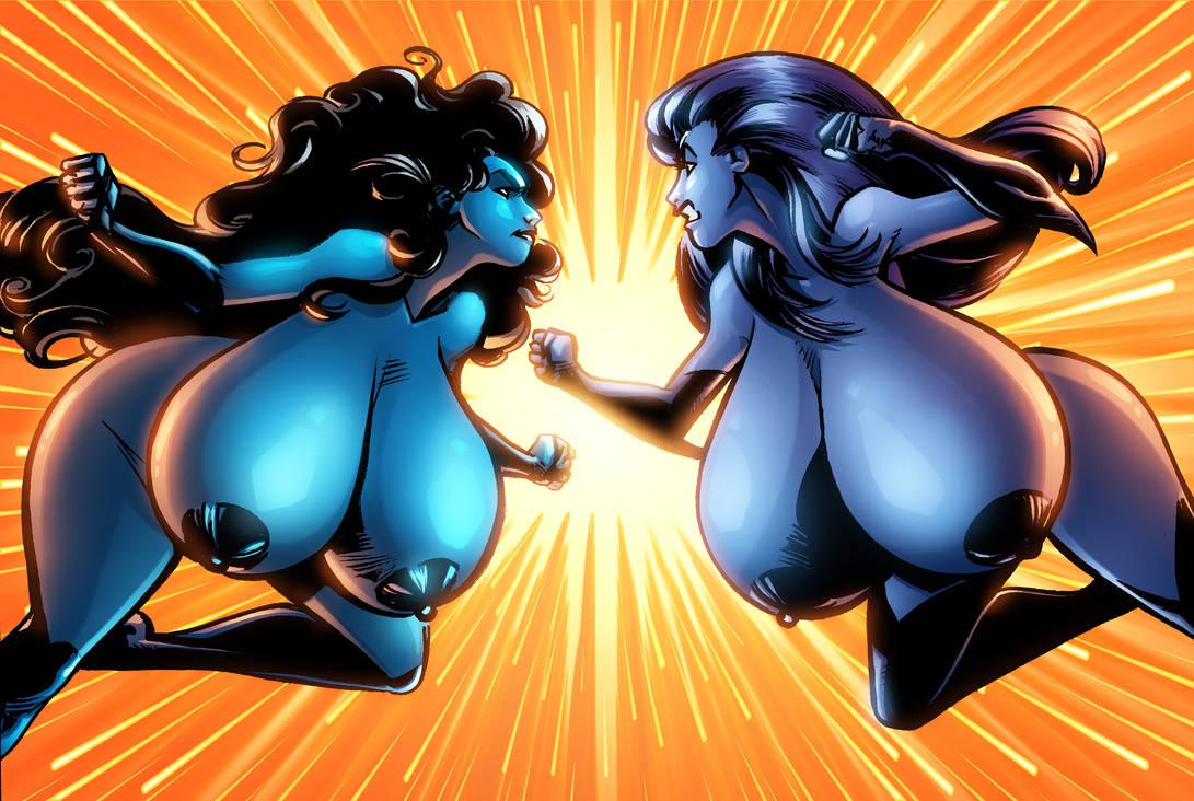 Big Blue #2 by PortalComic