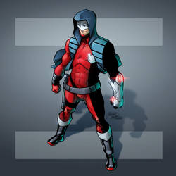 Red Knight - new design 2020