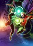 80 years of Green Lantern