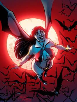 Vampirella 50 Aniniversary