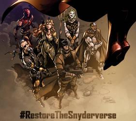 Restore The SnyderVerse - Fanart
