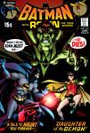 Cover Remake - Ras al Ghul 50 anniversary (Fanart)