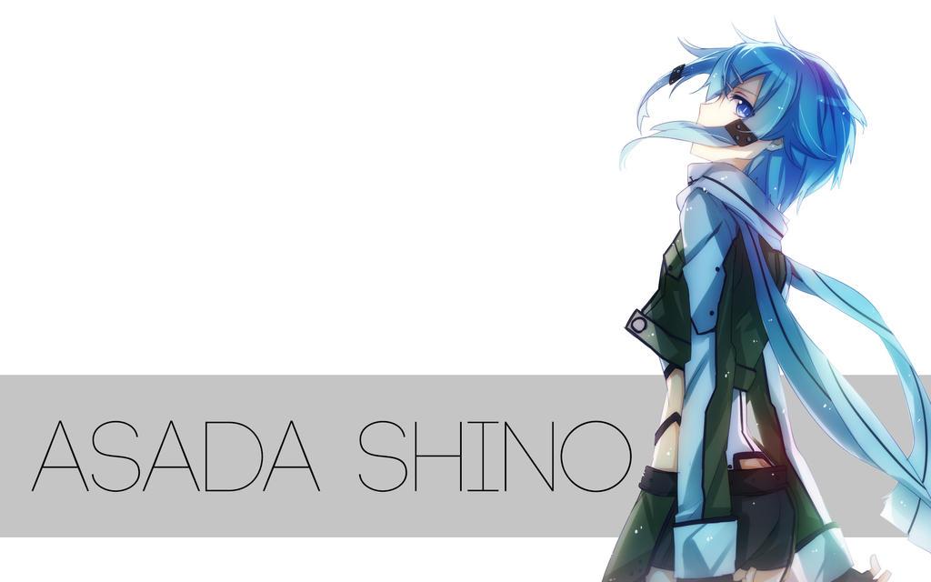 Asada Shino Wallpaper By Pwnagiux On Deviantart