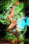 Actiongirl Jordan Carver IV