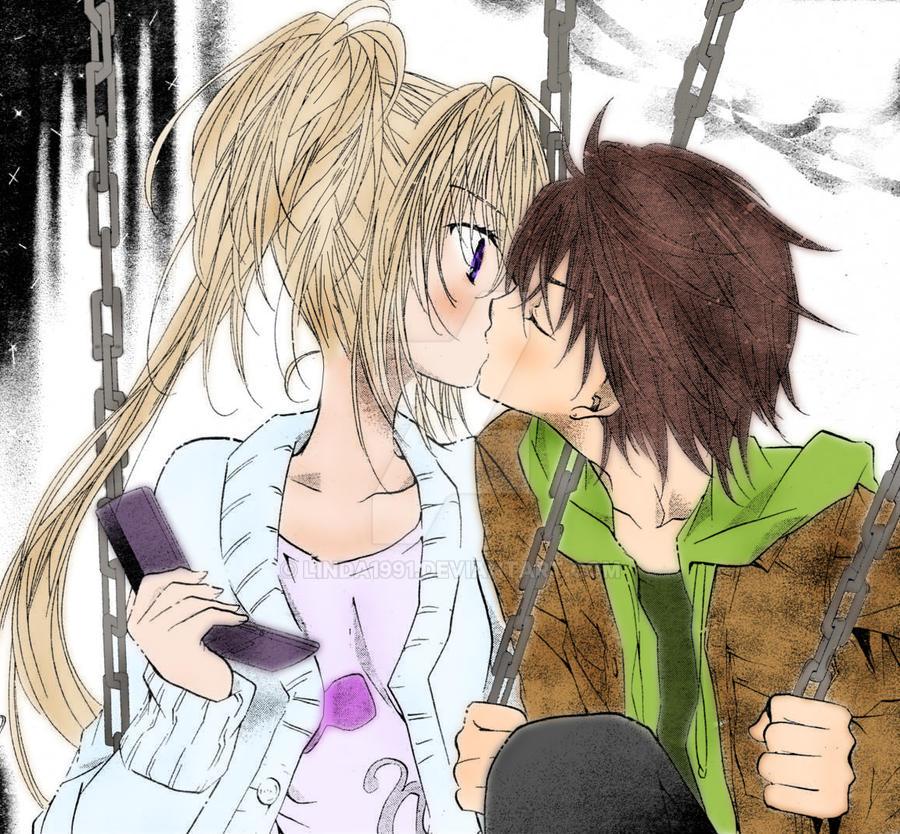 Manga By Linda1991 On DeviantArt