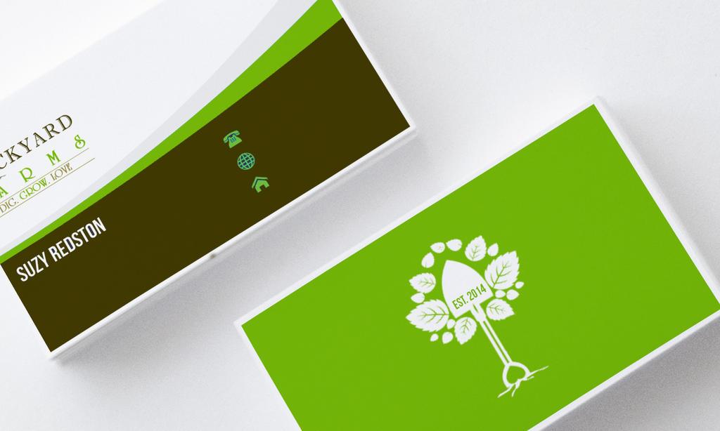 Farm Company Business Card by tech0team on DeviantArt