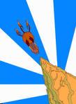 Go Kohlrabi! Use fly! by CrusaderCrab