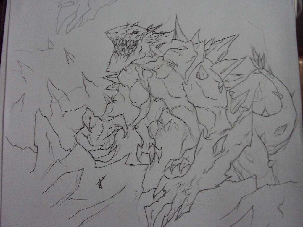 Behemoth-Wip by Gasperman100